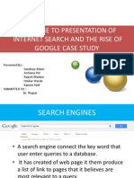 INTERNET SEARCH AND THE RISE OF GOOGLE CASE STUDY.pptx