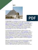 Antiguo Egipto.