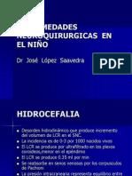 ENFERMEDADES  NEUROQUIRURGICAS  EN EL NIÑO