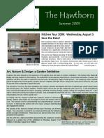 Merryspring Summer 2009 Newsletter