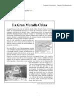 La Muralla China Sexto Lenguaje