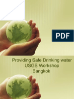 Providing Safe Drinking Water