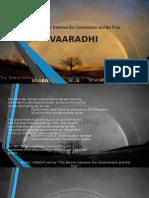 Vaaradhi with SEVA Org