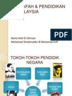 Falsafah & Pendidikan Di Malaysia~Group10