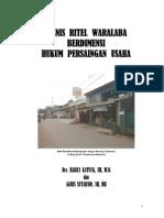 Buku Bisnis Ritel Waralaba Berdimensi Hukum Persaingan Usaha Bab 12