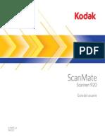 Manual Usuario Escáner Kodak i920