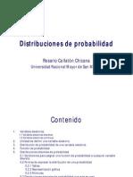 D2 Distribuciones Discretas de Probabilidad SM 2013 1