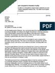 SAMPLE letter for detainee needing medical care (from family)