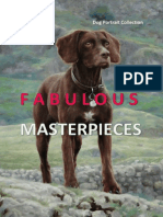 Fabulous Masterpieces-Dog Portrait Collections