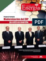 Re Vista Gentec on Energia Mayo 2011