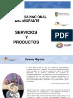 Servicios Senami 2013-2