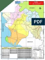 Mapa Vial Piura - Agosto 2013