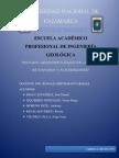 ESTUDIO GEOMORFOLÓGICO DE LA ZONA DE NAMORA Y ALREDEDORES