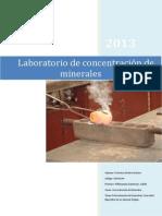 3er Informe de Concentra