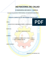 Lab Termica 1 - 2013