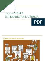 3tema4clavesparainterpretarlabiblia-101012013750-phpapp02