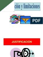 Justificacion y Objetivos