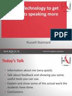 Key note talk at Yerevan