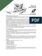 Reglas La Ruta Del Tesoro Revisadas 09-12-2011 Por Ximocm
