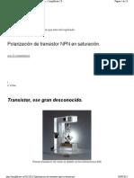 Polarización de transistor NPN en saturación.pdf