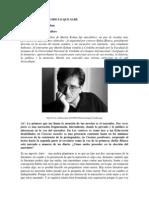 Entrevista completa a Martín Kohan_Pacarina del Sur
