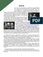 Dr. Héjjas István - GAIA elmélet