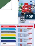 Catalogo Sonax 2013