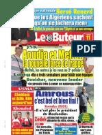 LE BUTEUR PDF du 11/07/2009