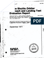 NASA Space Shuttle Enterprise Approach & Landing Tests - 1977