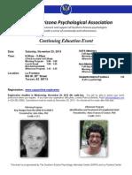 SAPA 11-23-13 CE Event (Letter Size)