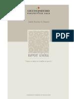Rapport cinquantenaire developpement humain au Maroc