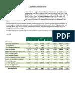 Segmentl Results3-Year Historical Segment Results