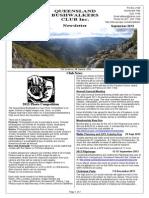 201309 Newsletter