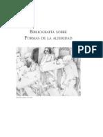11 Bibliografia Sobre Formas de Alteridad
