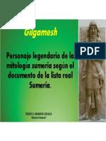 Unidad 1 Gilgamesh - Federico Arismendi Giraldo