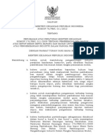 76pmk0112012 Impor Untuk Penanaman Modal
