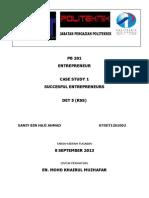 Case Study 1 Entrepreneur Pb 201