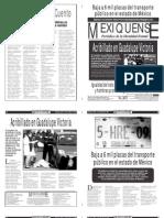 Versión impresa del periódico El mexiquense  2 octubre 2013