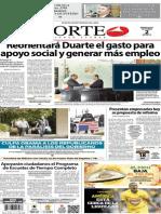 Periodico Norte de Ciudad Juárez 2 de Octubre de 2013