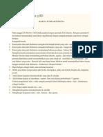 Materi PKN Kelas 3 SD