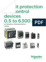 Circuit Protection and Control Devices From 0.5 to 6300A - 2009