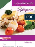 Livro Receitas Cefalopodes