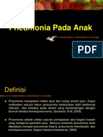 Pneumonia Anak