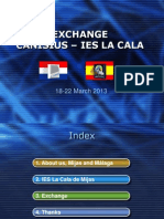 Exchange 12 13