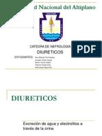 Expo Diureticos