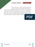 Relatorio Vitamina c Imprimir