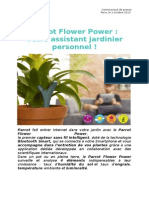 CP Parrot Flower Power (FR)