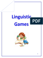 Language Games Part 1