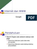 Week 5 - Google