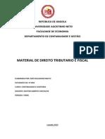 Material de Direito Tributario